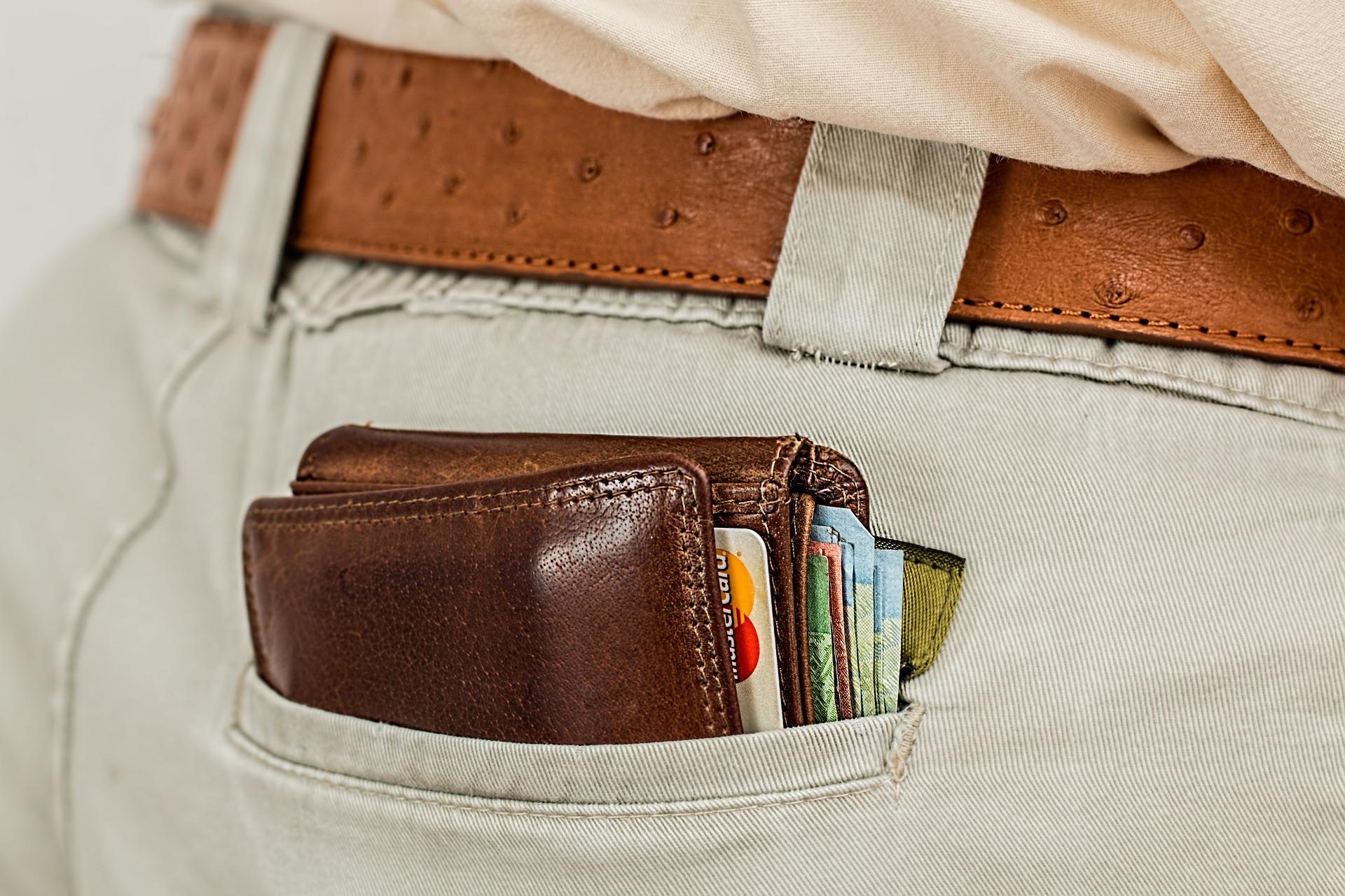 Leather Belts & Wallets