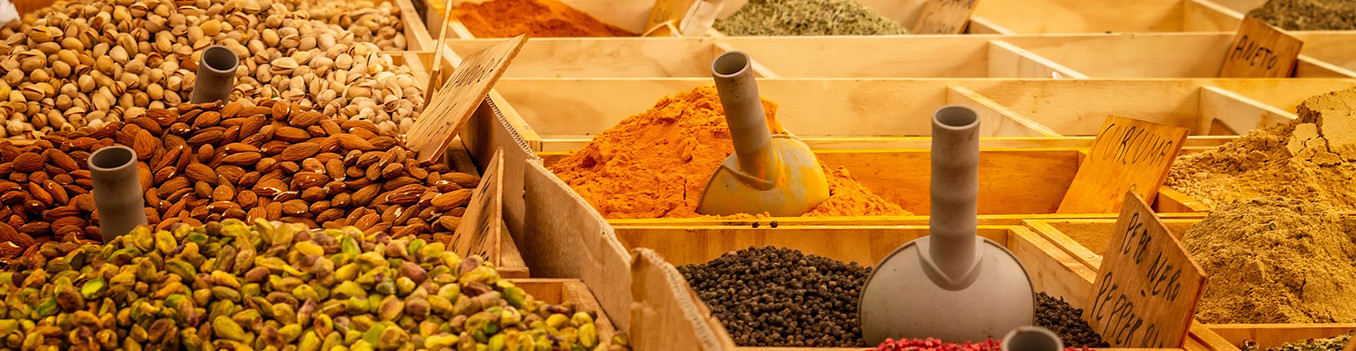 Coffee, Tea & Spices